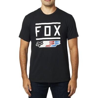 TSHIRT FOX SUPER SS BLK