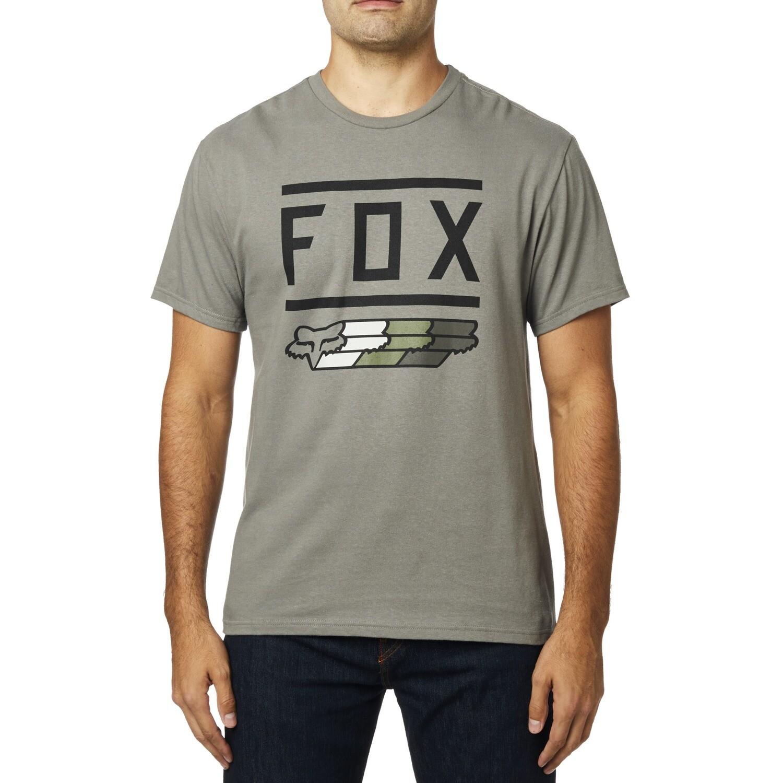 TSHIRT FOX SUPER SS PTR