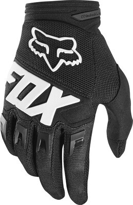 GUANTES DIRTPAW BLK