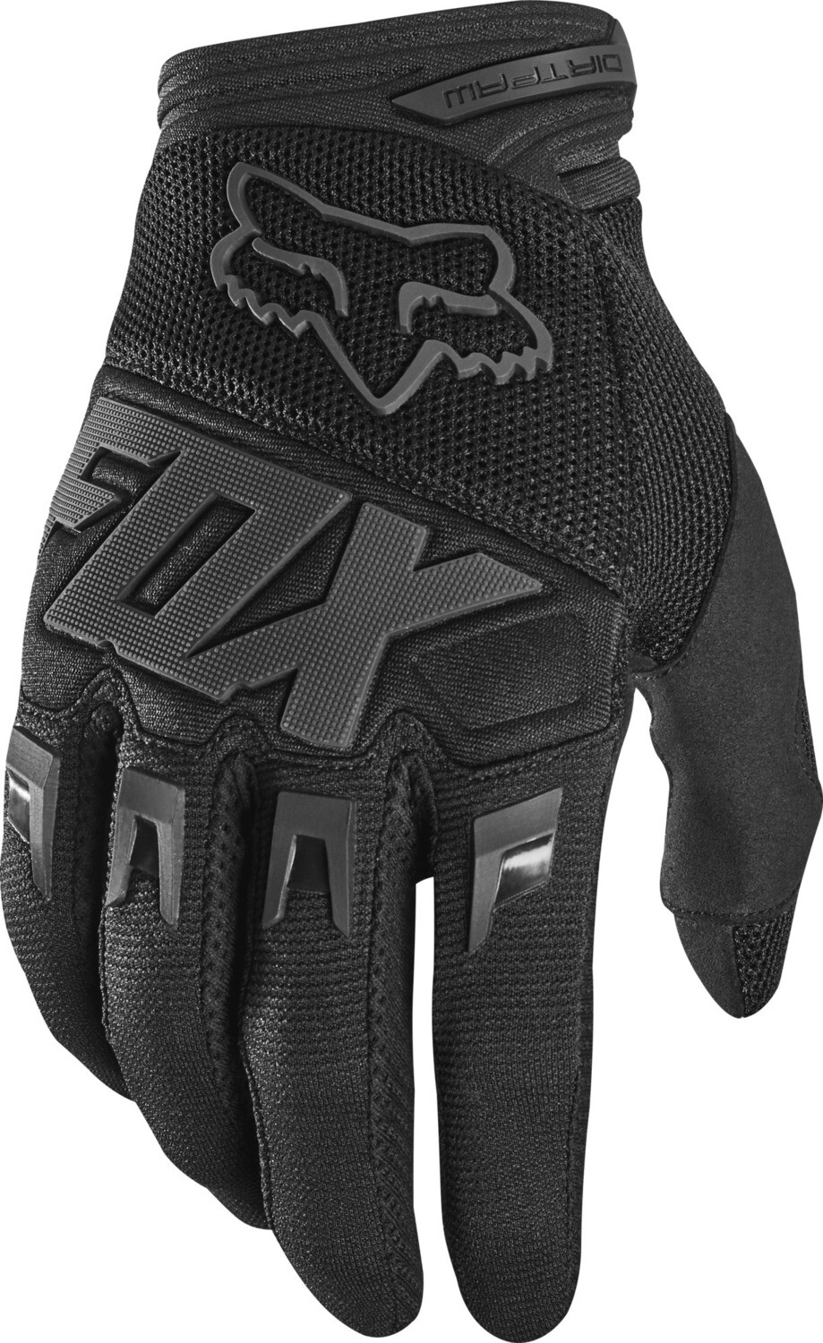 GUANTES DIRTPAW RACE BLK BLK