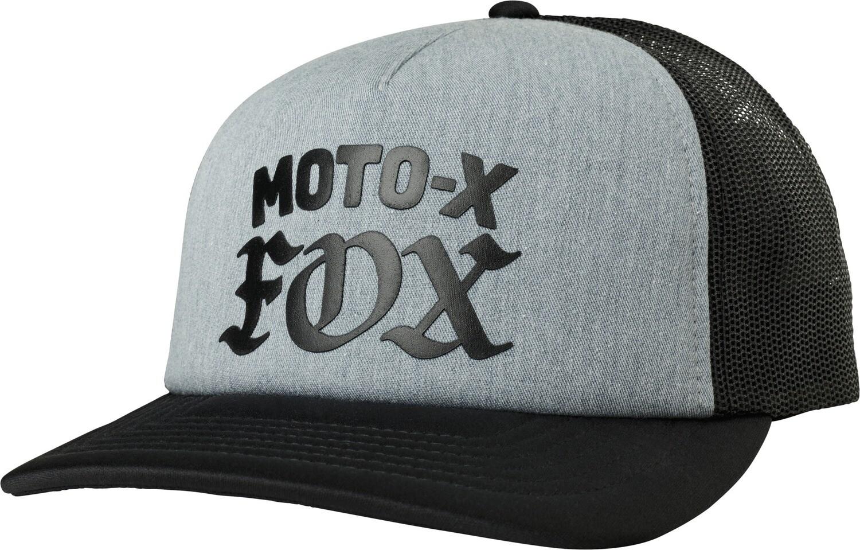 GORRA MOTO X TRUCKER HTR GRAPH