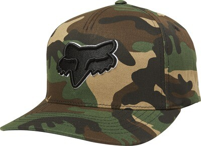 GORRA FOX EPICYCLE FF CAMO