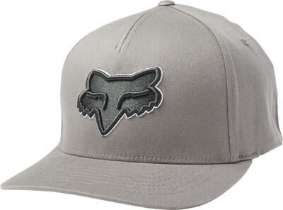 GORRA FOX EPICYCLE FF  GRY PTR