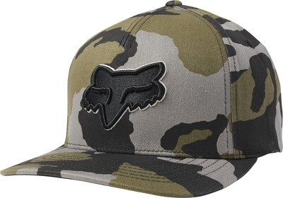 GORRA FOX EPICYCLE FF  GRY CAM