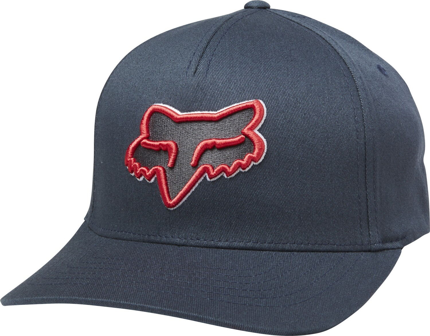 GORRA FOX EPICYCLE FF  NVY RD