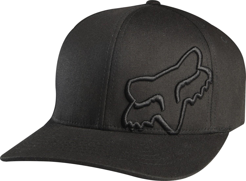 GORRA FOX FLEX 45 BLK