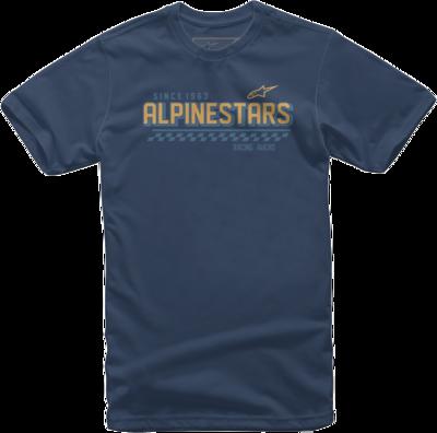 T-Shirt Alpinestars Coronal Azul