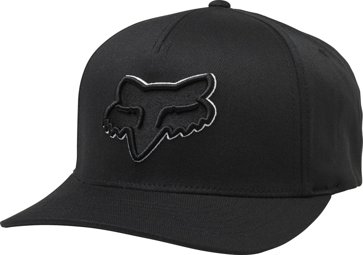 GORRA FOX EPICYCLE FF BLK WHT