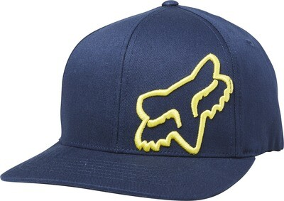 GORRA FOX FLEX 45 NVY YLW
