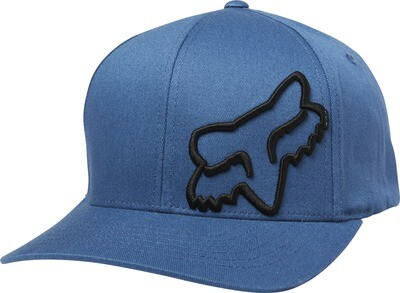 GORRA FOX FLEX 45 BLU BLK