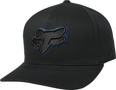 GORRA FOX EPICYCLE FF  BLK ROY