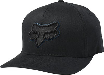 GORRA FOX EPICYCLE FF BLK BLU