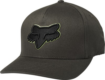 GORRA FOX EPICYCLE FF  BLK VIN