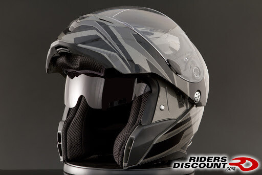 SHIELD INTERIOR PARA CASCO BELL REVOLVER EVO