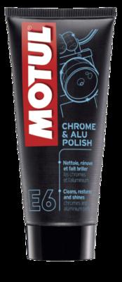 ACEITE MOTUL E6 CROME ALU POLISH 100ML