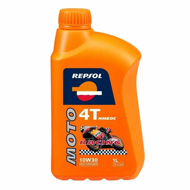 ACEITE REPSOL 4T MOTO  RACING HME0C 10W30
