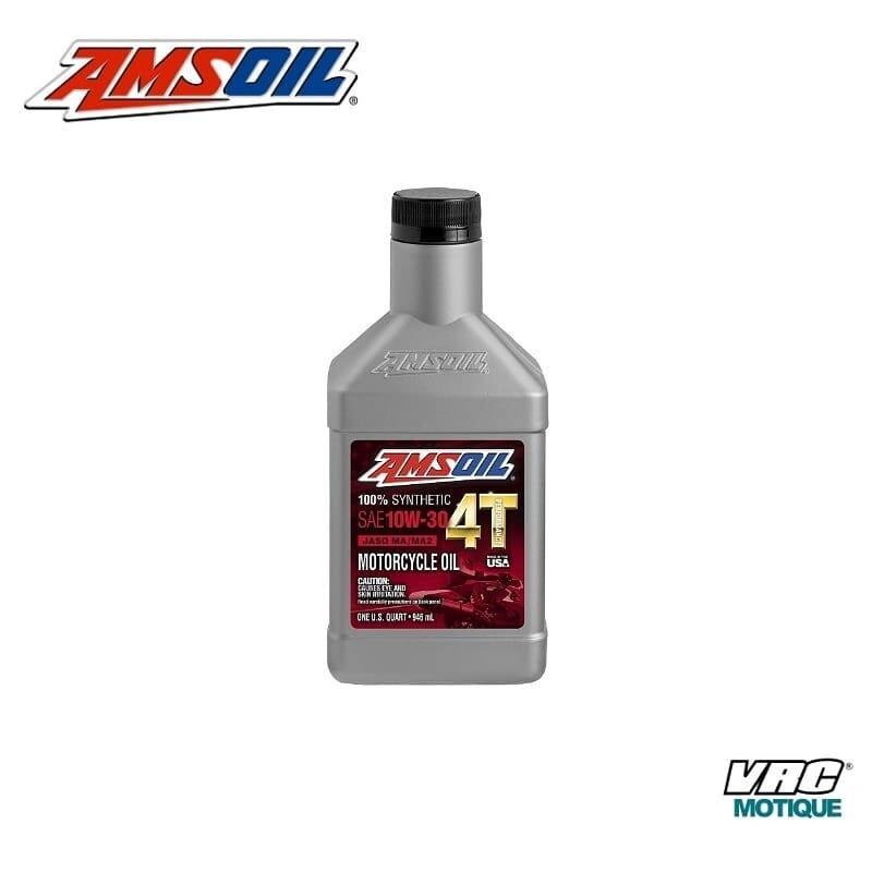 ACEITE AMSOIL 4T 10W 30 1LT