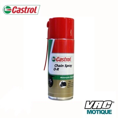 ACEITE CASTROL CHAIN SPRAY 400ML