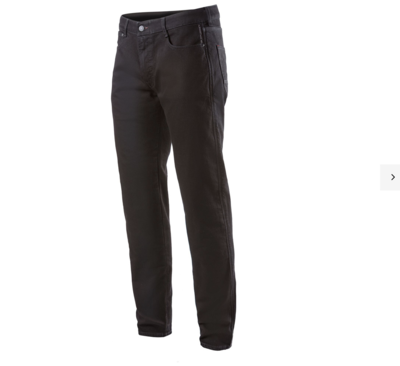Pantalón Alpinestars Copper Out Denim V2 Negro
