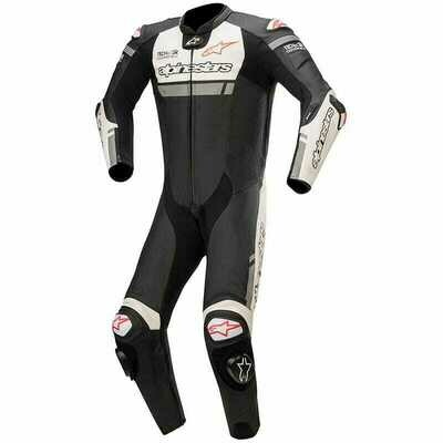 Traje Alpinestars Missile Ignition for Tech-Air Negro / Blanco / Rojo Fluo