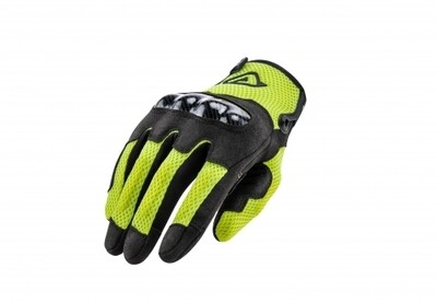GUANTES CE RAMSEY VT BLK YLW