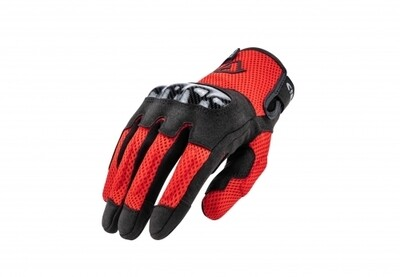 GUANTES CE RAMSEY VT BLK RD