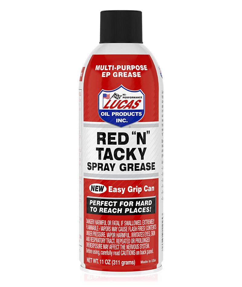 ACEITE LO GRASA RED N TACKY