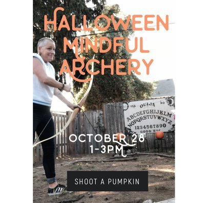 Halloween Mindful Archery