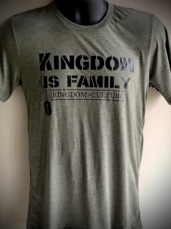 Kingdom is Family (T-Shirt)