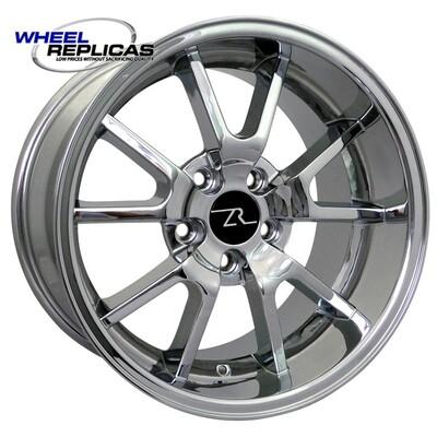 17x10.5 Chrome FR500 Style Wheel