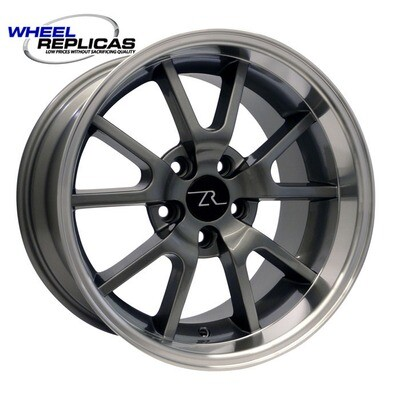 17x10.5 Anthracite FR500 Style Wheel