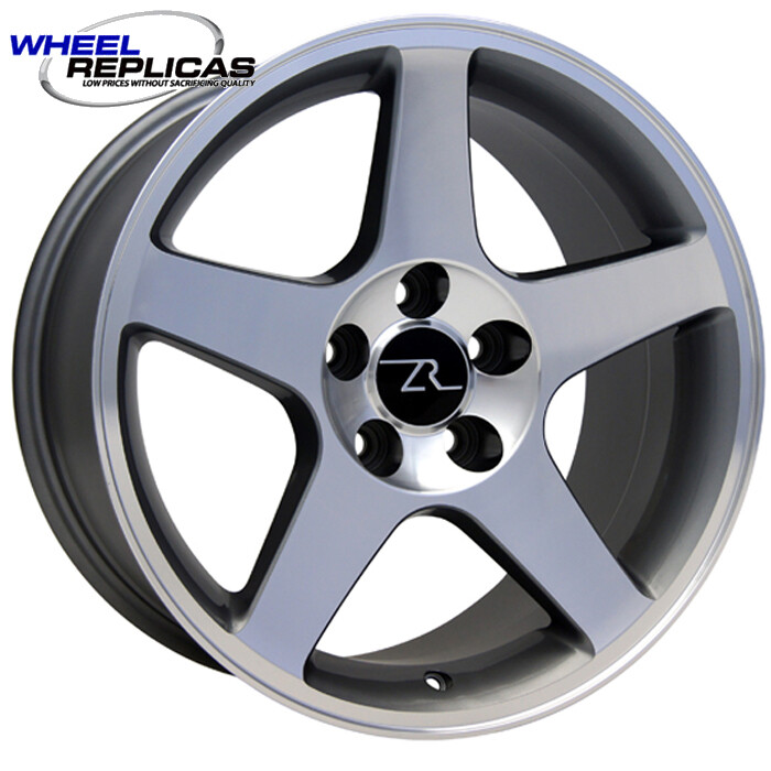 17x10.5 Machined Face 03 Style Wheel