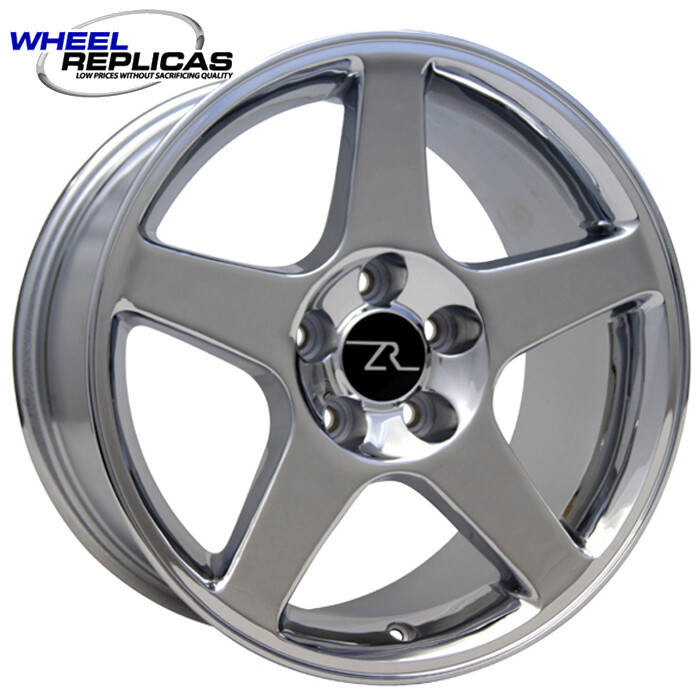 17x9 Chrome 03 Style Wheel