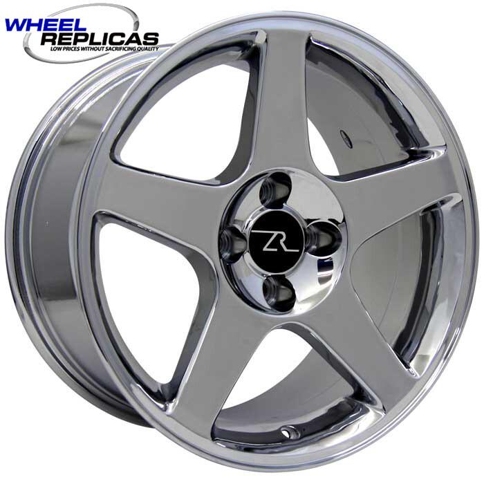 17x9 Chrome 03 Style Wheel