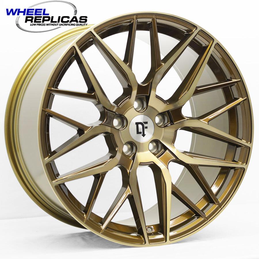 20x11 Fusion Bronze Downforce DC10 Wheel