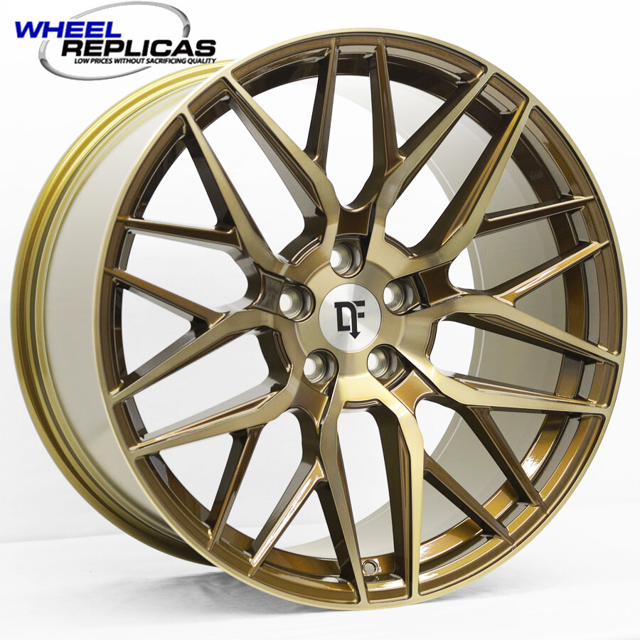 20x9 Fusion Bronze Downforce DC10 Wheel