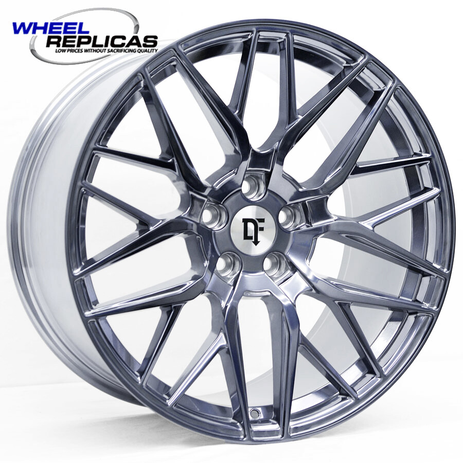 20x11 Arctic Forged Downforce DC10 Wheel