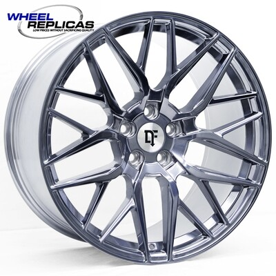 20x10 Arctic Forged Downforce DC10 Wheel