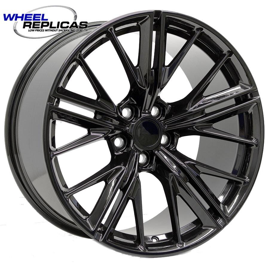 20x11 Gloss Black ZL1 Wheel