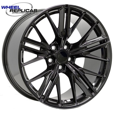 20x10 Gloss Black ZL1 Wheel