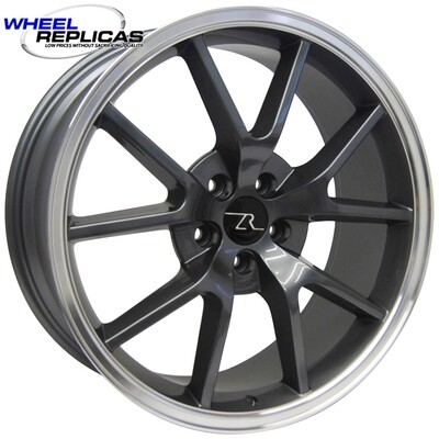 20x8.5 Anthracite FR500 Style Wheel