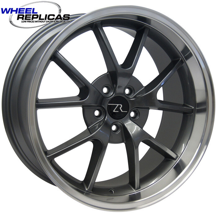 20x10 Anthracite FR500 Style Wheel