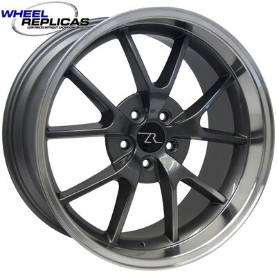 20x10 Anthracite FR500 Style Wheel