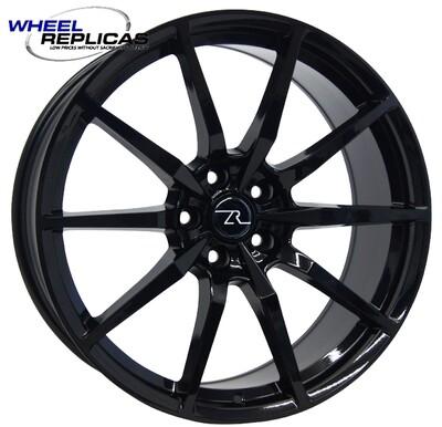 20x10 Gloss Black  350 Style Wheel