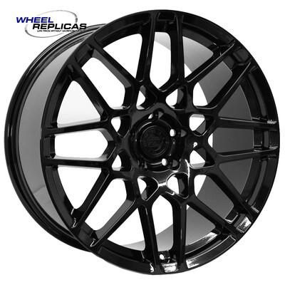 20x8.5 Gloss Black 2013 500 Style Wheel