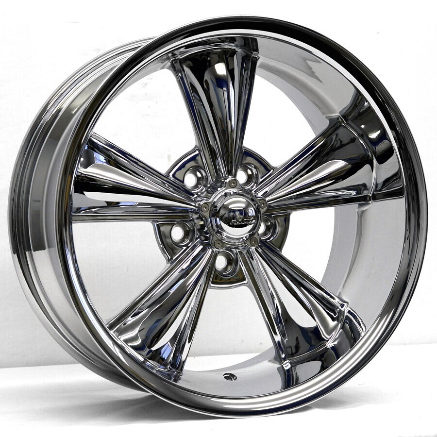17x8 Chrome MD Classic Wheel