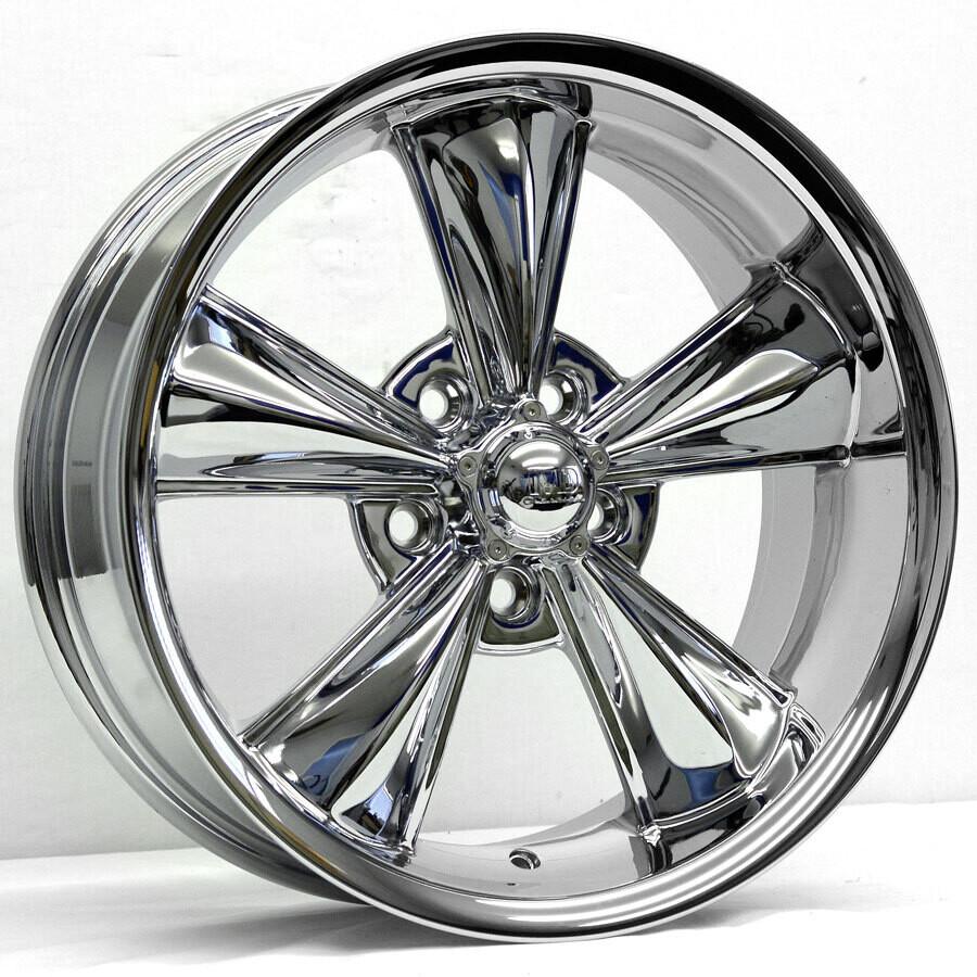 17x7 Chrome MD Classic Wheel