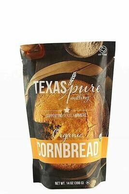Texas Pure Milling Cornbread Mix — Pack of Three