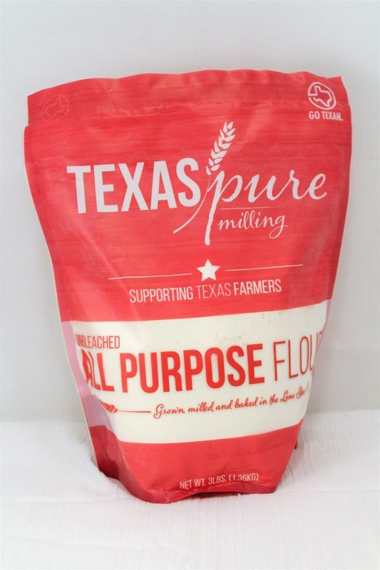 Texas Pure Milling Unbleached All Purpose Flour