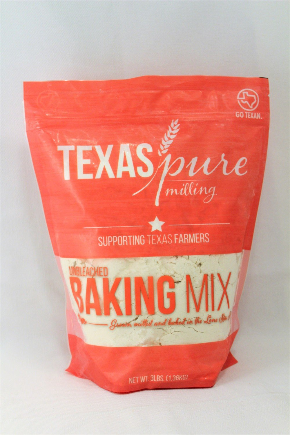 Texas Pure Milling Unbleached Baking Mix